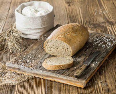 chlieb s medvedim cesnakom