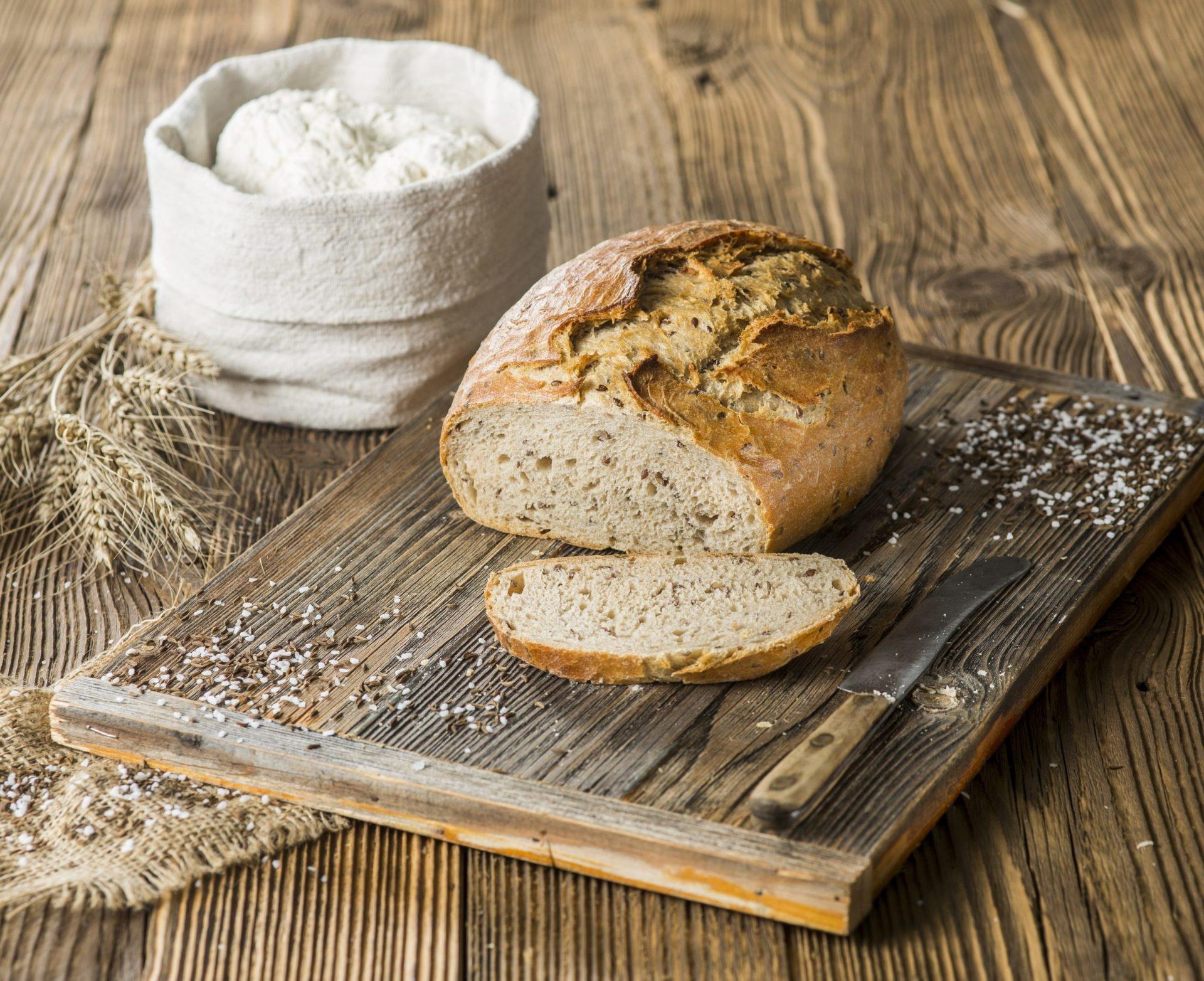 lanovy chlieb