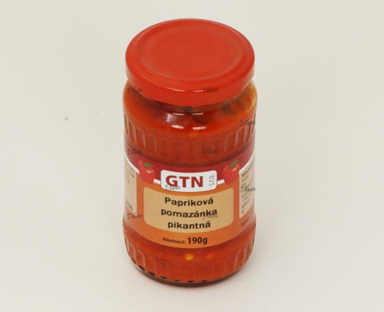 paprikova-pomazanka-pikantná