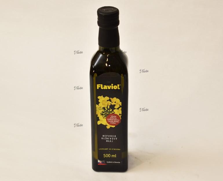 repkovo-redkovkový-olej 500ml