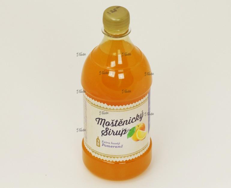 Moštenický-sirup-pomaranč