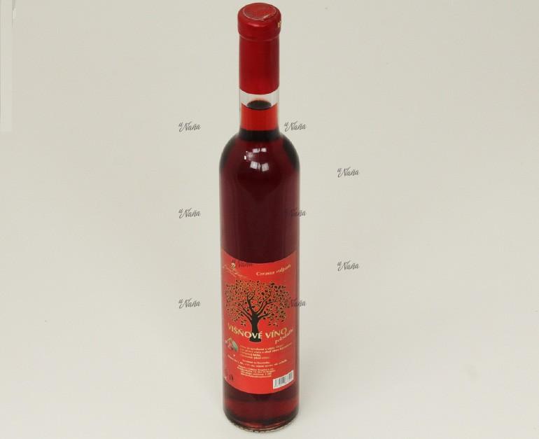 višnove-víno