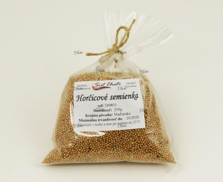 horčicové-semienko