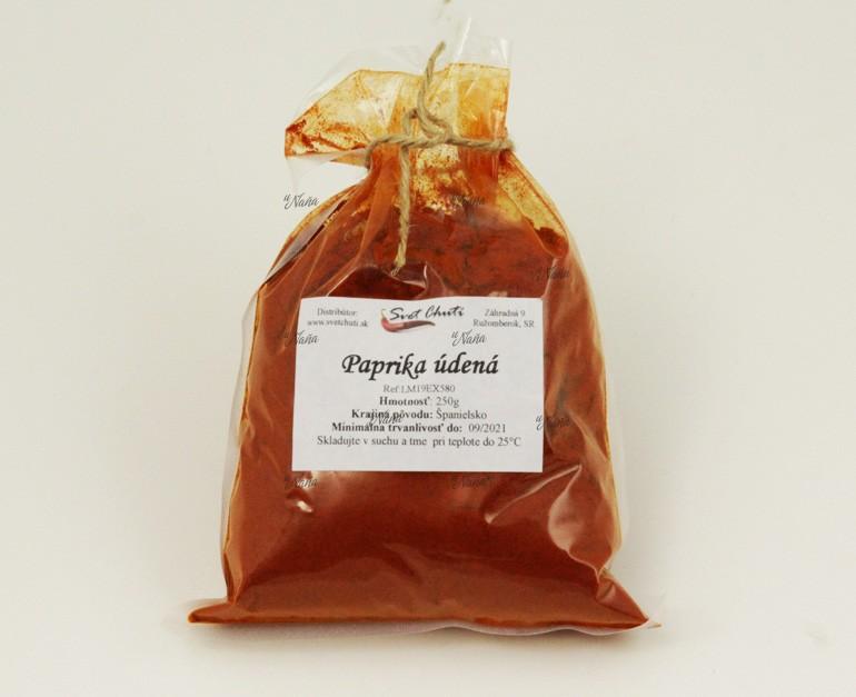 paprika-údená